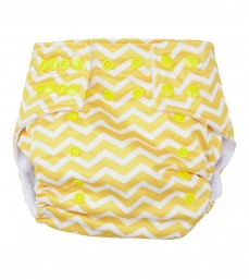 LOTUSBUMZ_Yellow Chevron